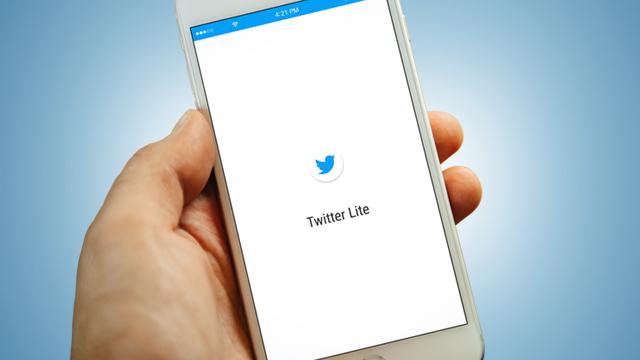 Twitter lanza en México aplicación para reducir el consumo de datos