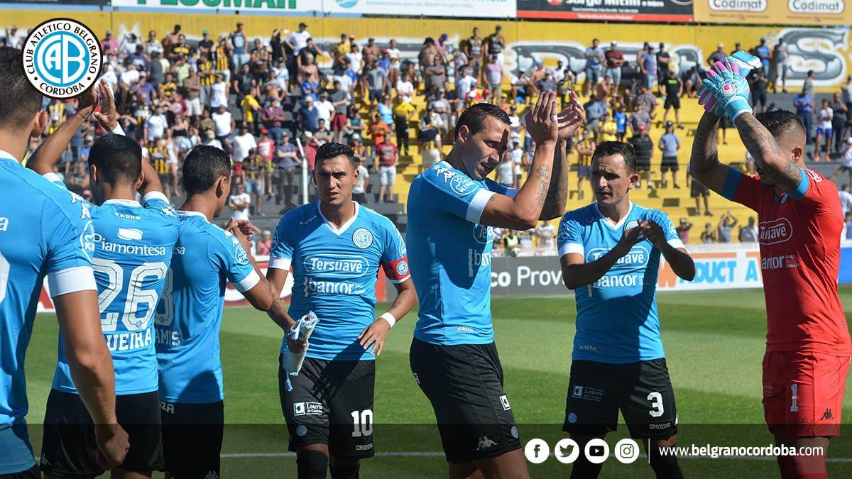 Belgrano le ganó a Olimpo en Bahía Blanca