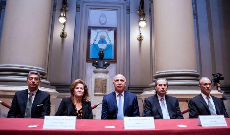 Para Ricardo Lorenzetti el Poder Judicial debe