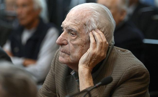 Murió el último presidente dictador Reynaldo Bignone