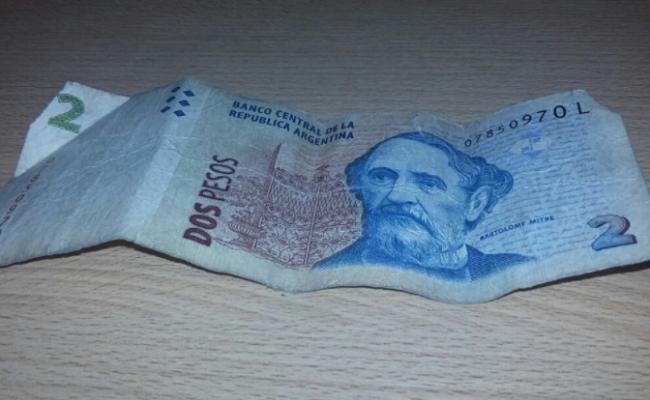 27 de abril, el plazo para la circulación de billetes de $ 2