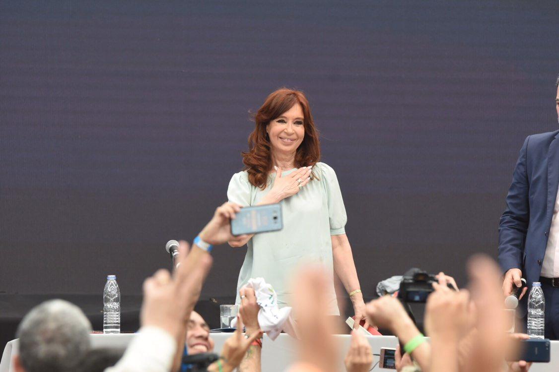 Cristina disparó con munición gruesa contra la gestión Macri